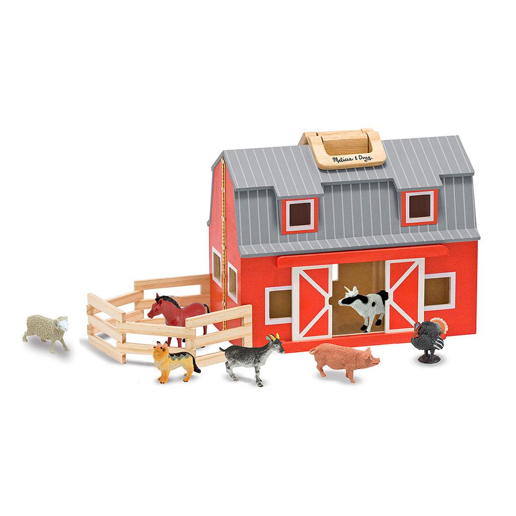 bondegård legetøj, bondegårds dukkehus, bondegår med dyr, bondegår fold sammen og tag med, rolleleg, landbrug, landmand, cochlear implants, høreapparater, sprogstimulering, høretræning, auditory verbal therapy, ciha