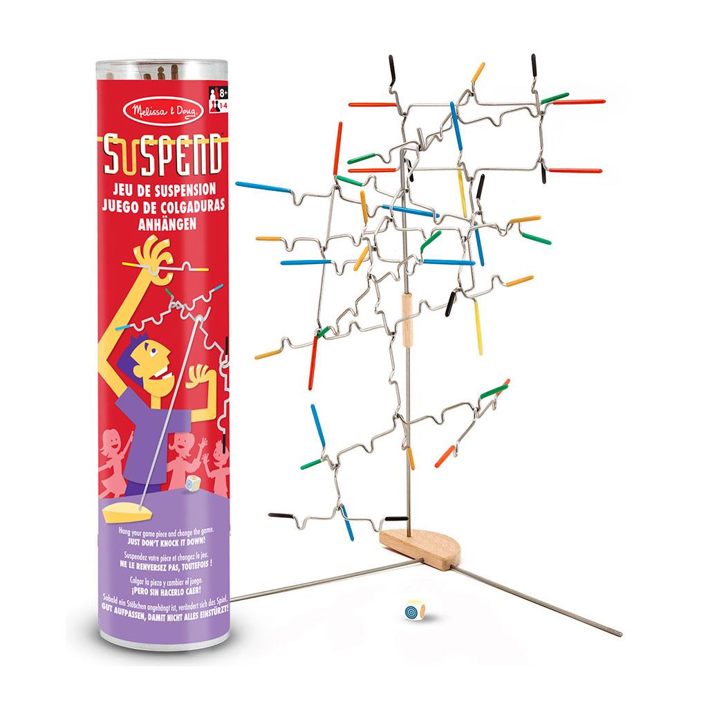 Image of   Suspend familie spil