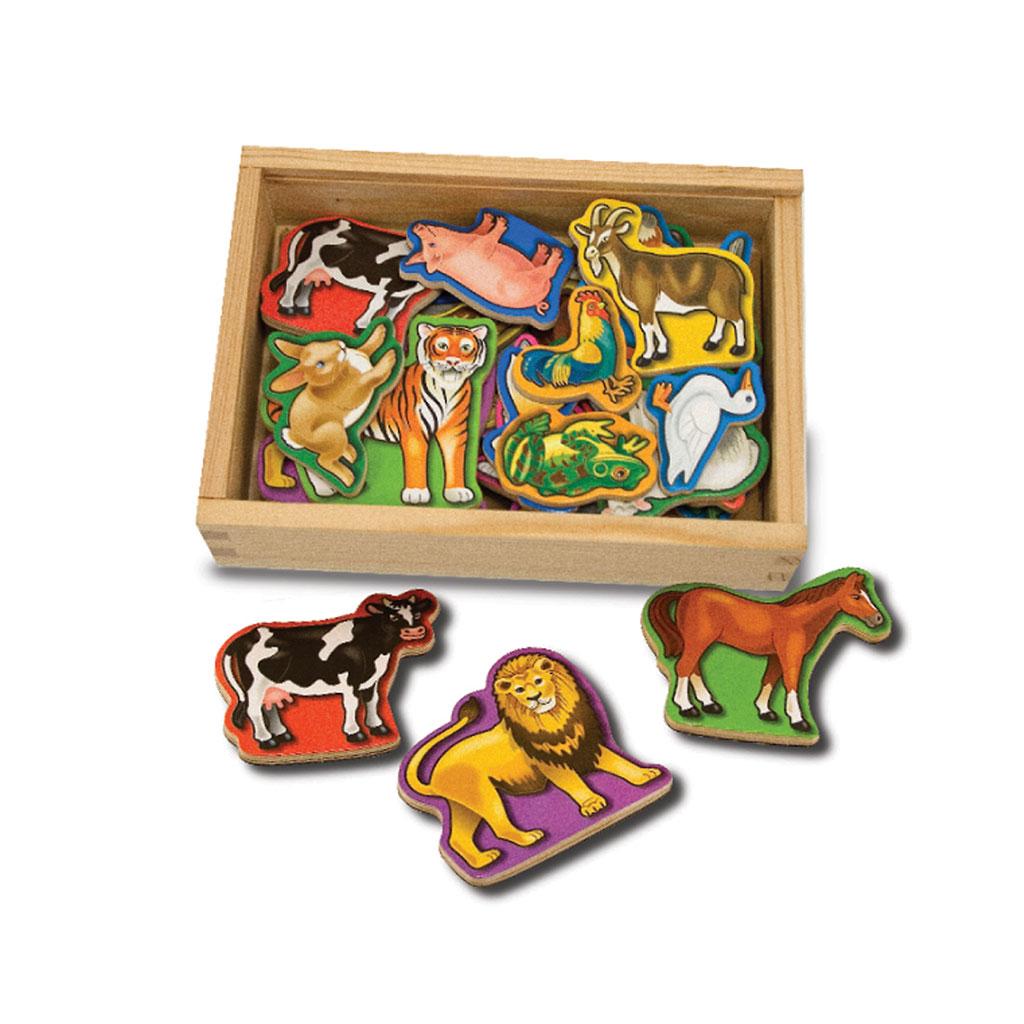 træmagneter, magneter, dyr, høretabs legetøj, legetøj sprog, sprog legetøj, høretab, cochlear implants, høreapparater, dyremagneter, kategori leg, performativer