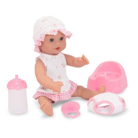 Dukken Annie, dukke, rolleleg, sprogbade, sprog, sprogstimulerende, mor, barn, dukkeleg, melissa and doug, ciha, avt, høretab, hørenedsættelse, cochlear implants, høreapparater
