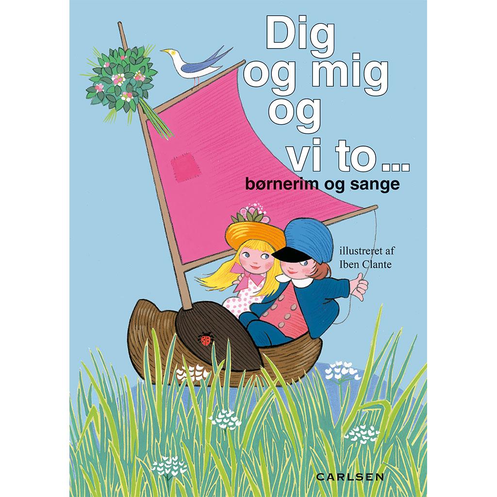 Image of   Rim og remser - Dig og mig og vi to