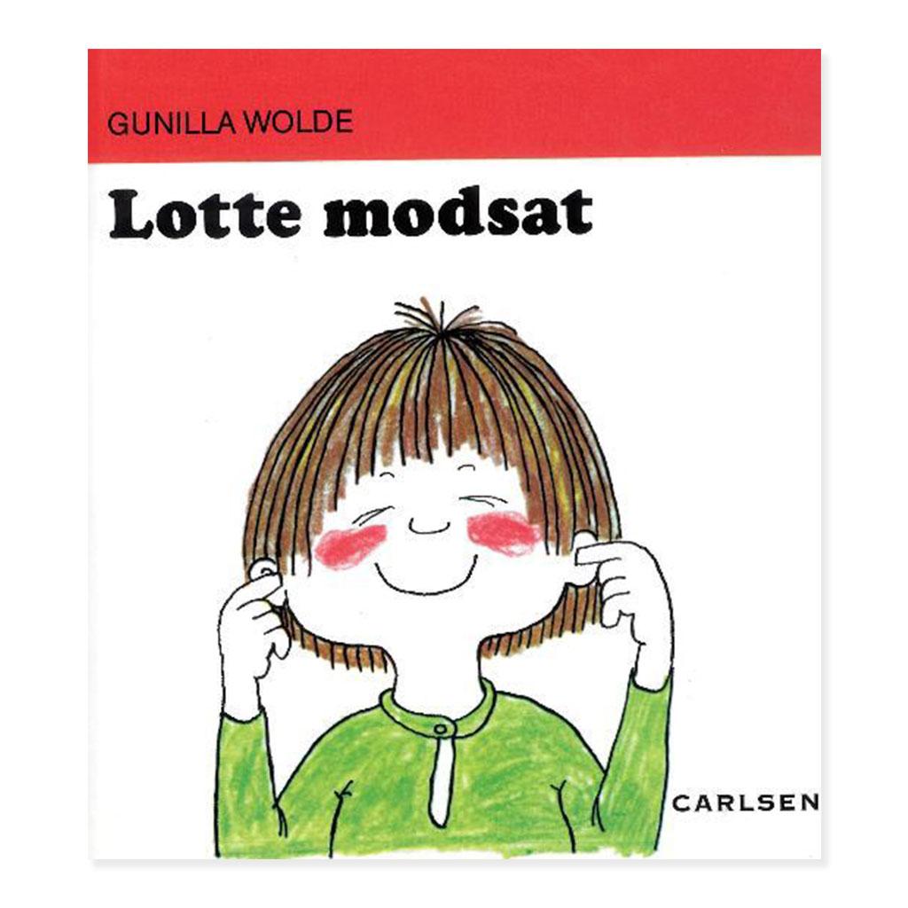 Image of   Lotte modsat