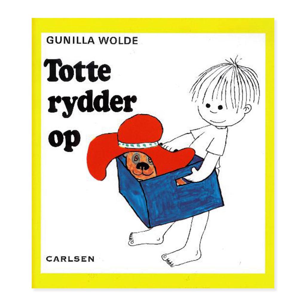 Image of   Totte rydder op