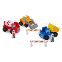 konstruktions biler, køretøjer, bygge maskiner, gravko, lastbil, cementblander, sprog, ciha
