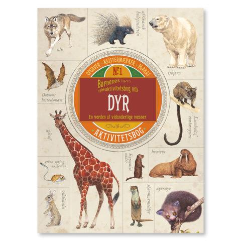 aktivitetsbog, dyr, bog, boglæsning, findebog, ordforråd, dyr