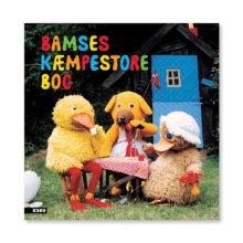 bamses kæmpestore bog, bamse og kylling, boglæsning, dialogisk læsning, boglæsning,