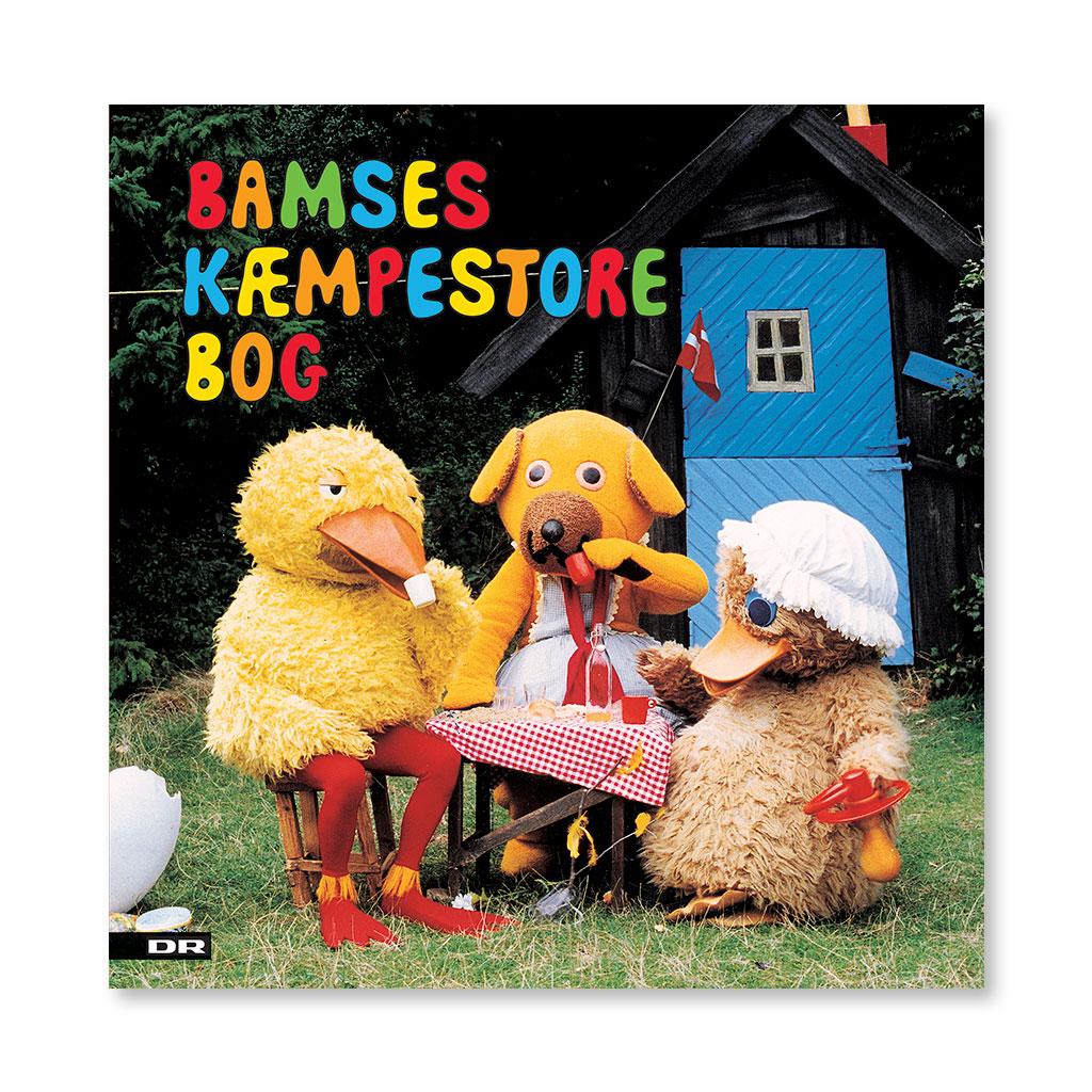 Image of Bamses kæmpestore bog (3797)