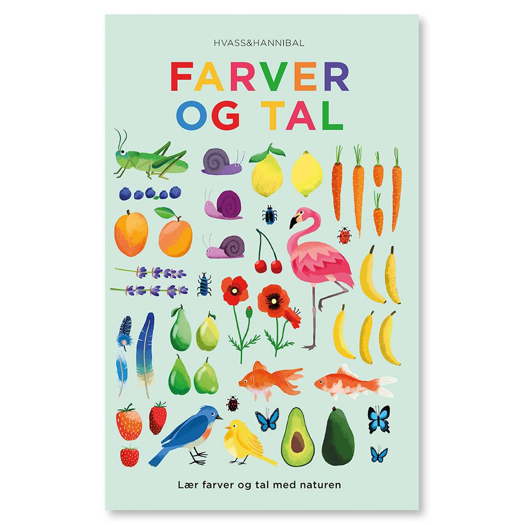 Image of   Farver og tal