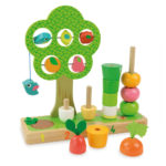 grøntsager, lær at tælle, linglydstjek, farver, former, tal, droptest,vilac, kognitiv læring, problembaseret læring