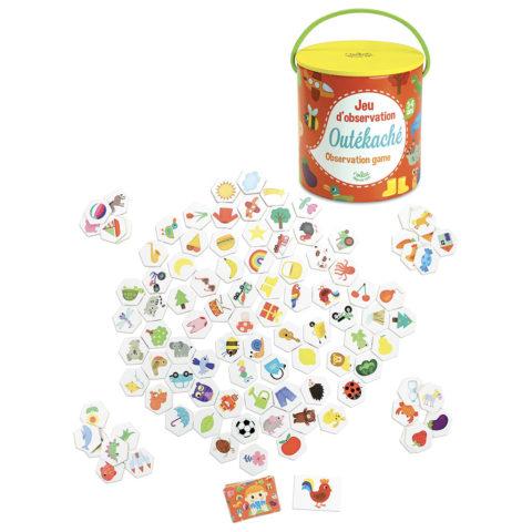 observations spil, navneord, vilac, sprog spil, sprogtræning, leg med sprog, leg med ord