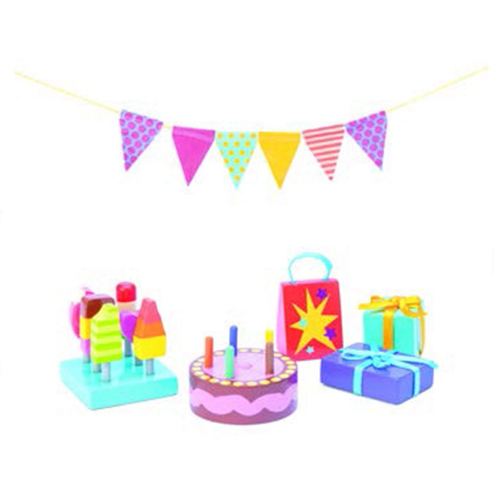 Image of   Daisylane - fødselsdag i dukkehuset