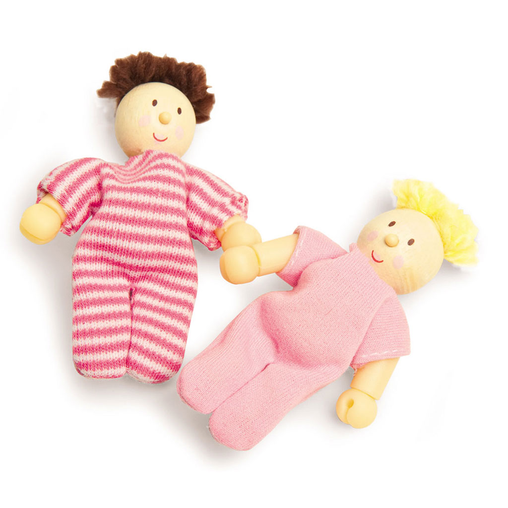 Image of   Lalababy små dukkebabyer