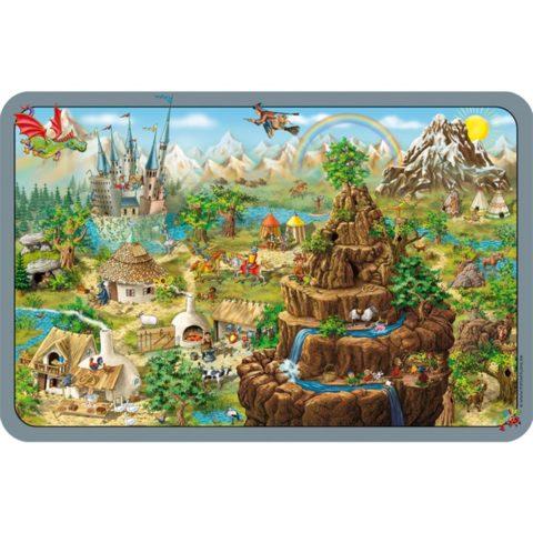 eventyrlandet, eventyr, fortælle tæppe, digital tæppe, interaktivt tæppe, leg og sprog, tip tap tudse, ciha, gulvtæppe, børnehave, sfo, skole