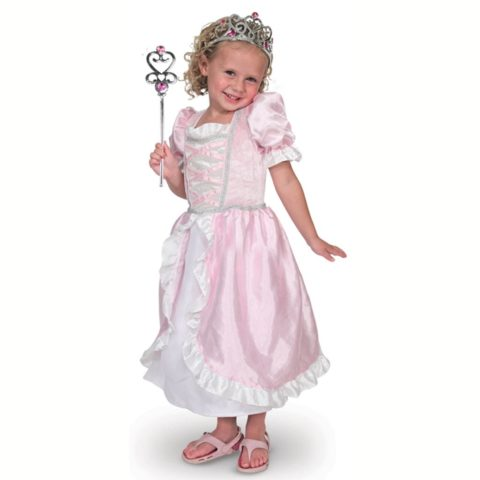 prinsesse, prinsesse udklædning, kostume, fastelavn, rolleleg,