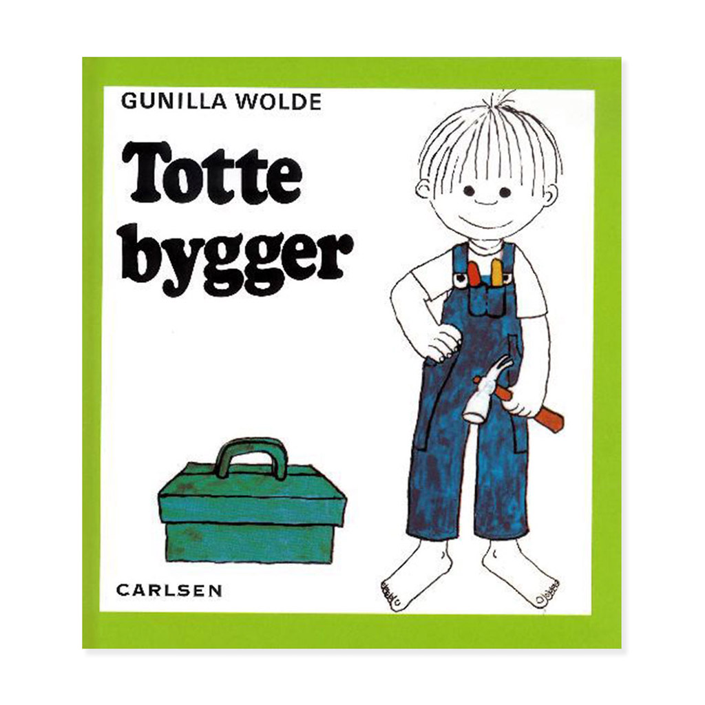 Image of   Totte bygger