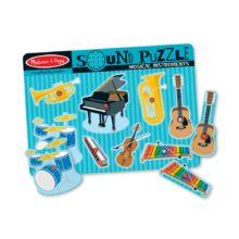 musikinstrumenter, musikinstrument, lyd puslespil, spund puzzle, lytte, lytteerfaring, lyd, cochlear implants, avt, ci, høreapparater, ciha