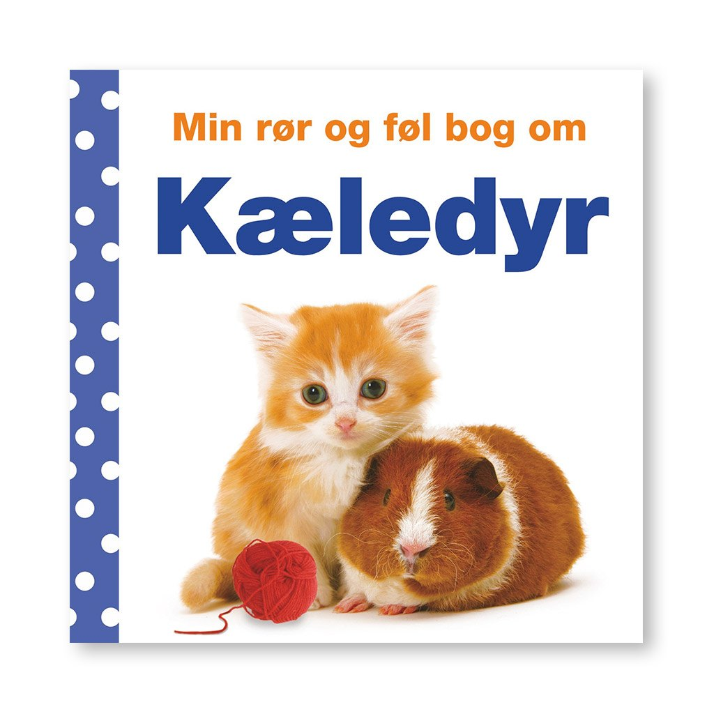 Image of Kæledyr - min rør og føl bog (5505)
