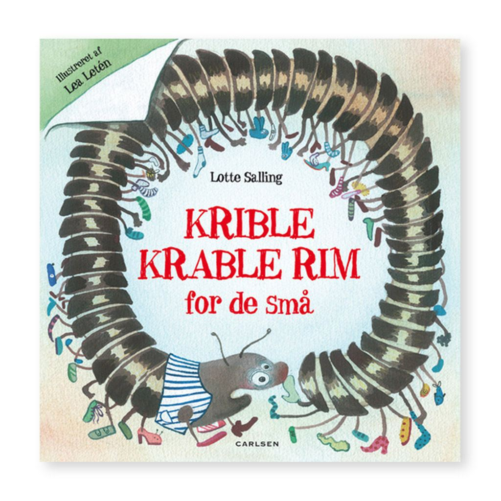 Image of   Krible krable - rim for de små