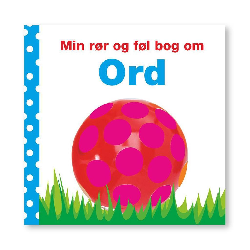 Image of   Ord - min rør og føl bog