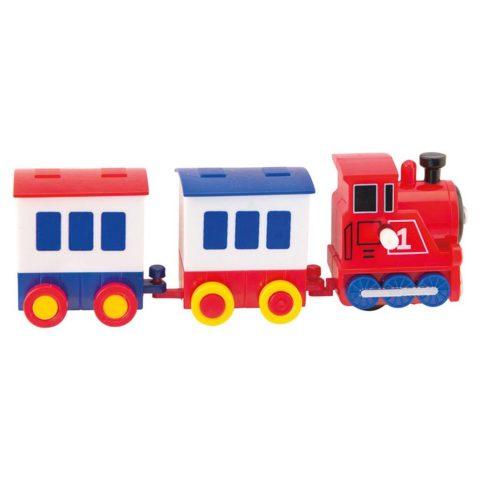 træk-op tog, tog, tog med vogne, linglyde, togbane, mouling roty