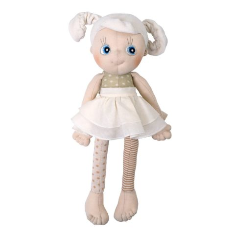 daisy, ecobuds, økologisk, økologi, øko dukke, ecobuds, rubens barn, slaskedukke, min første dukke, rolleleg, kramme dukke, kramme bamse, nusse bamse