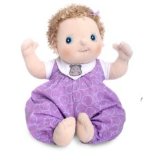 Emma, rubens baby, anatomisk korrekt dukke, baby dukke, rolleleg