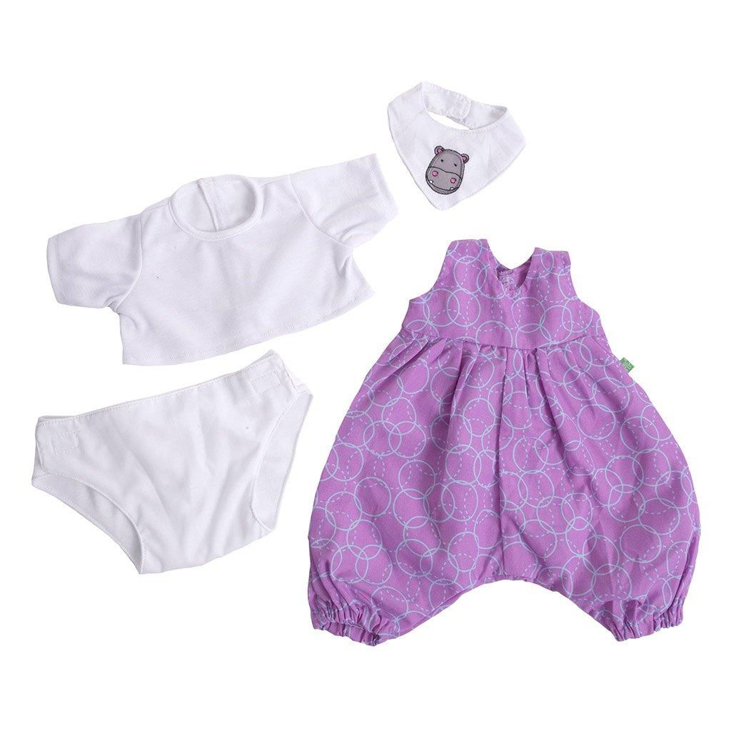 emma, outfit, rubens baby, anatomisk korrekt dukke, baby dukke, rolleleg