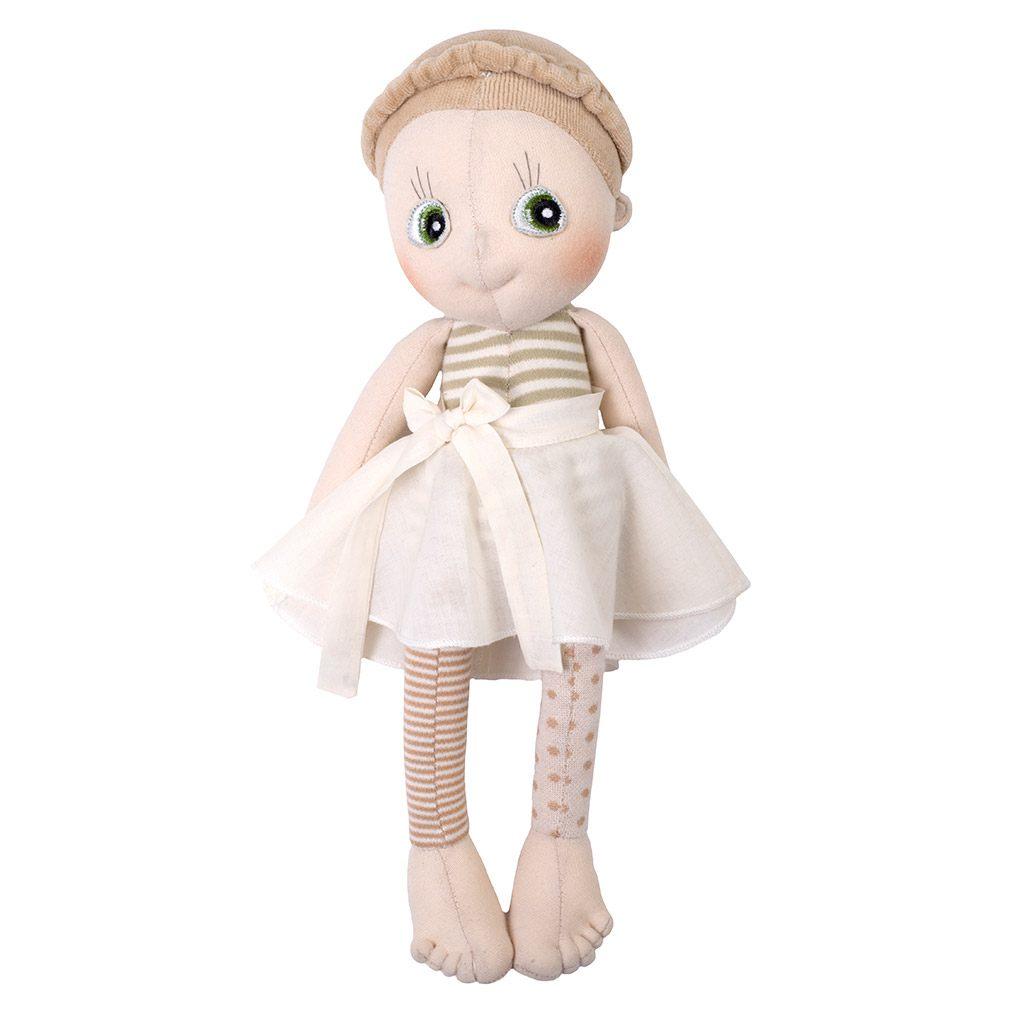 b677bc2b Anna - Little Rubens individuelle dukker for børn 3+