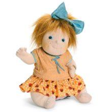 anna, little anna, little rubens, dukke, doll, doll therapy, baby dukke, bamse dukke, sove bamse