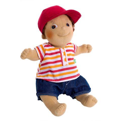 tim, rubens kids, multikulturel dukke, rolleleg, dukker, empati dukke, rubens,