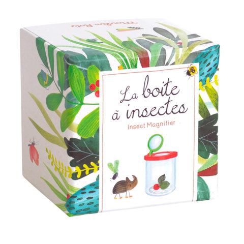 Insektglas, lup, krible krable, sommer, forår, efterår, insekter, insektjagt, natur, sprog, tale, sprogudvikling
