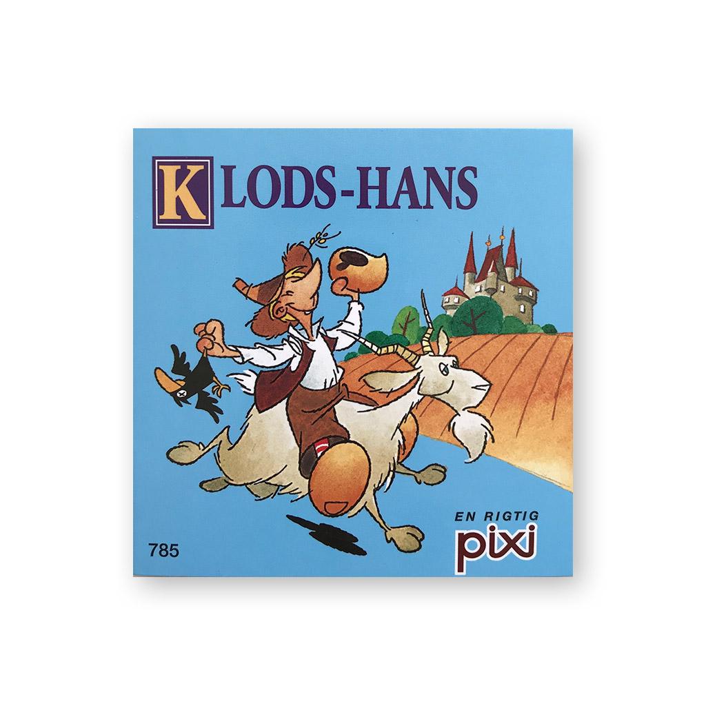 Image of Pixi eventyr - Klods-Hans (7048)