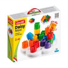 daisy maxi, daisy mosaik, mosaik stifter, quercetti, ciha, sprog, linglydstjek, droptest, lytte, høretab, cochlear implant