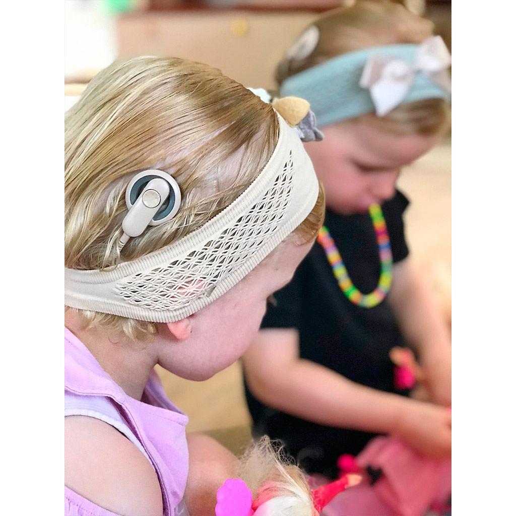 pandebånd, cochlear implants, ci, høreapparat, høreapparater, hørebarn, døv, hørelse, decibel, hørehæmmet, høretab, danaflex, cochlear, ciha, headband