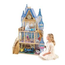 Askepots slot - et disney princess dukkehus fra Kidkraft. Forhandles hos CIHA