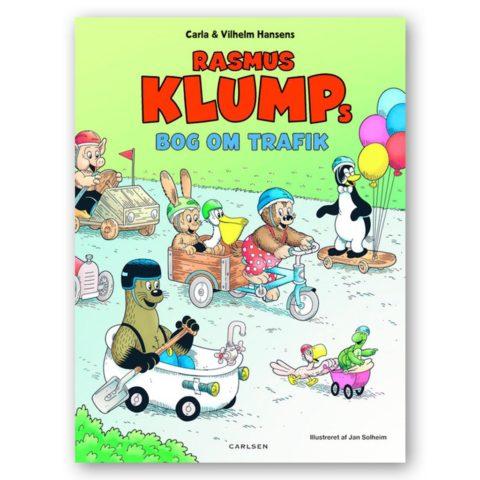Rasmus klumps bog om trafik og sikkerhed, når det befærder sig på vejene.