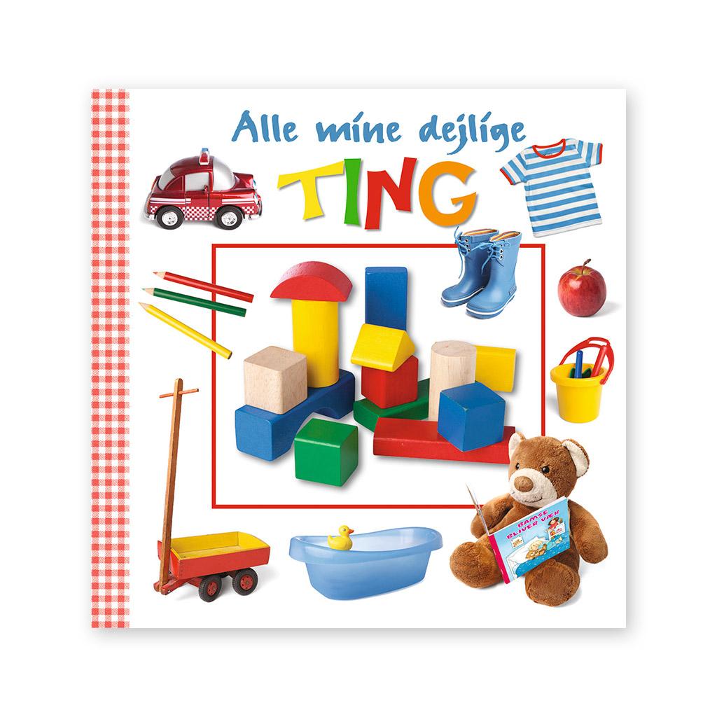alle mine dejlige ting er en børnebog fra 2-6 år. Køb hos ciha.dk