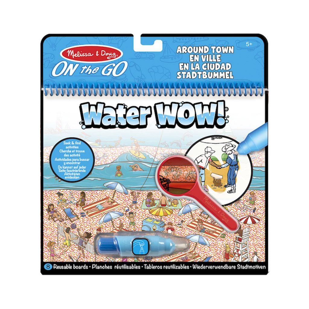 Image of   Deluxe water wow - Rundt i byen
