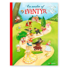 En verden af eventyr er en eventyr samling af de mest kendte og elskede fortællinger. Dag til dag levering hos CIHA
