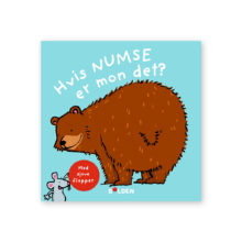 Hvis numse er mon det? En sjov gættebog med rim for børn 0-3 år . Køb børnebøger hos ciha.dk