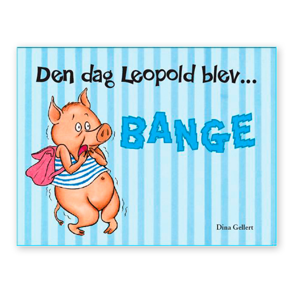 Image of   Den dag Leopold blev bange