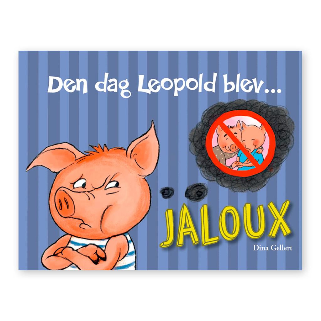 Image of   Den dag Leopold blev jaloux