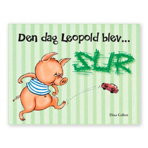 Den dag Leopold blev sur. En del af Leopold serien, som handler og følelser og hjælper barnet i at sætte ord på det de føler. Dag til dag levering hos ciha.dk