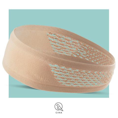 Nude pandebånd til cochlear implants og høreapparater. Køb accessories hos ciha.dk