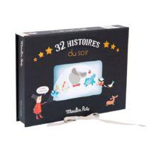 biografæske deluxe med 32 historier. Styrker barnets sprog og fantasi. Altid dag til dag levering hos www.ciha.dk