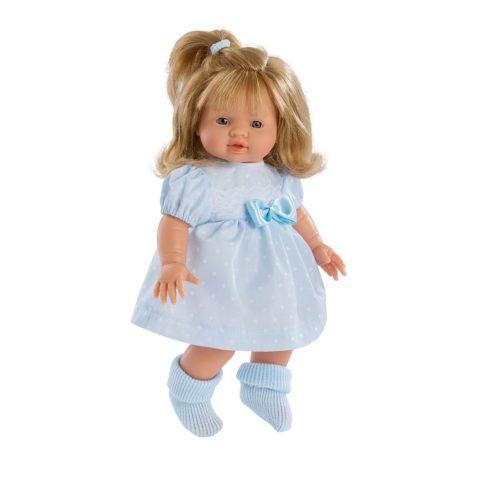 Emma baby dukke fra spanske asi. Perfekt til rolleleg der styruker sproget og de sociale kompetencer. Køb hos ciha.dk
