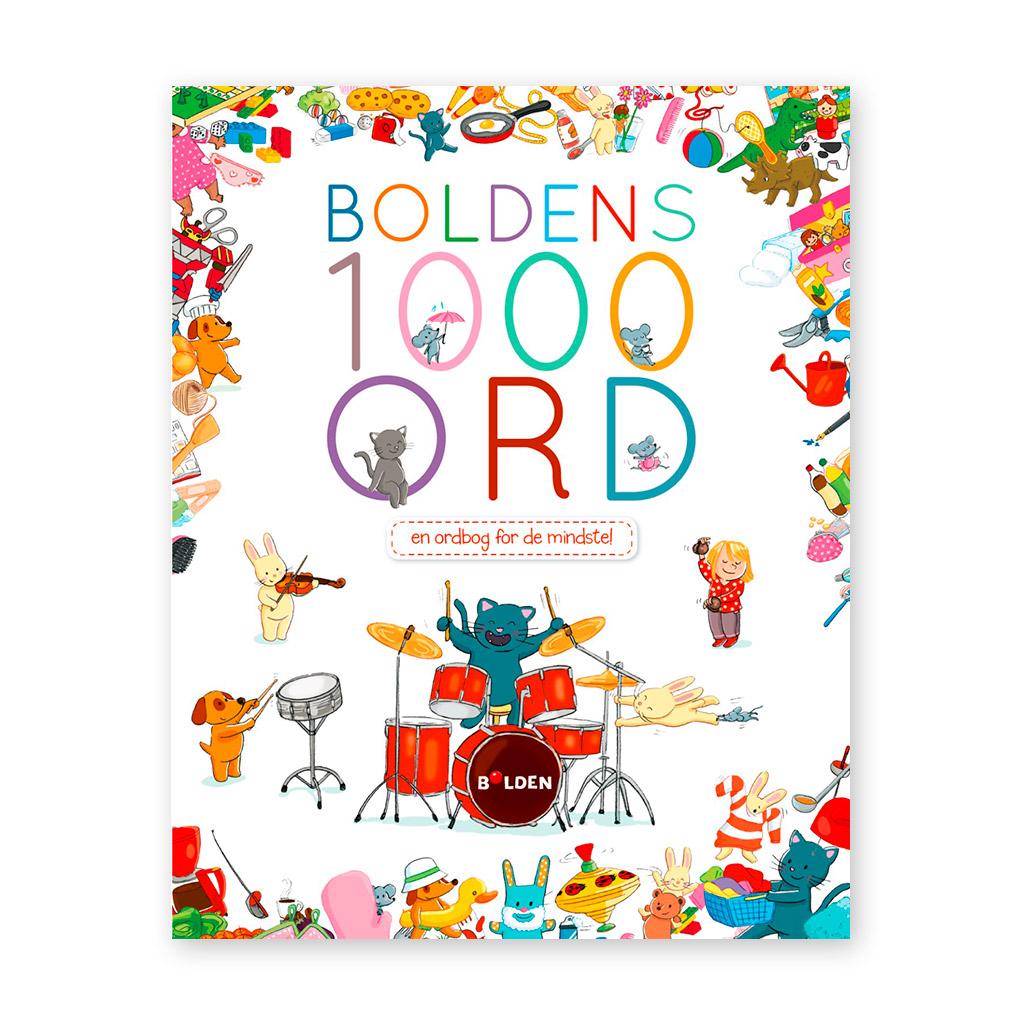 1000 ord, ordforråd med billedbøger fra ciha.dk