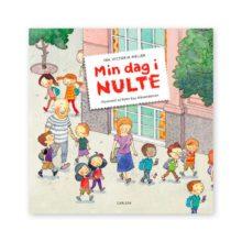min dag i nulte klasse handler om at starte i skole og forbereder barnet på en helt almindelig skoledag. Køb hos www.ciha.dk
