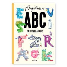 Morgenthalers abc bog med sjove historier om alle alfabetets bogstaver. Leg med fonemer. www.ciha.dk