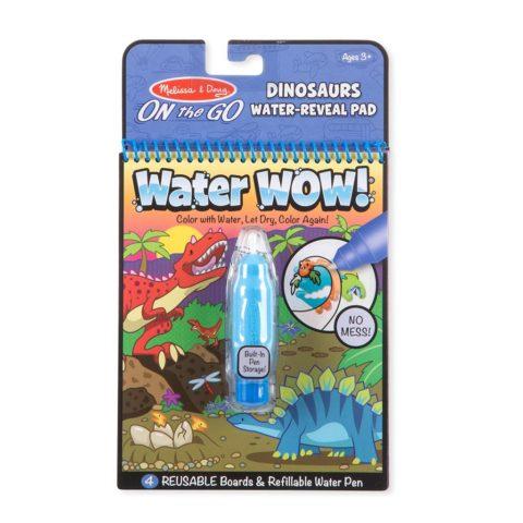 dinosaurer water wow vand malebog. Nem og sjov underholdning på farten. Køb hos Ciha.dk